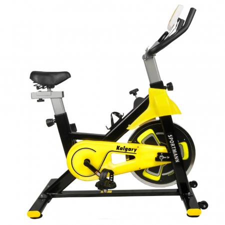Bicicleta fitness indoor cycling Sportmann Kalgary [2]