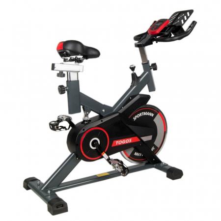 Bicicleta fitness indoor cycling Sportmann Togos [0]