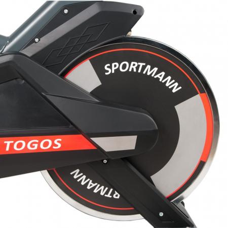 Bicicleta fitness indoor cycling Sportmann Togos [4]