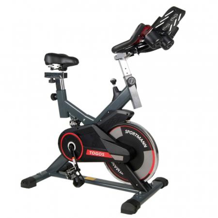 Bicicleta fitness indoor cycling Sportmann Togos [3]