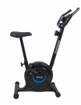 Bicicleta magnetica fitness Sportmann Elinof Negru/Albastru [8]