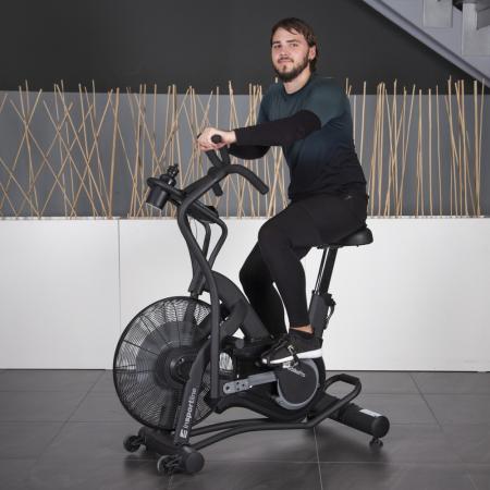 Bicicleta Fitness inSPORTline Airbike Pro [3]