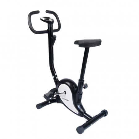 Bicicleta fitness Konfort Sportmann negru [0]