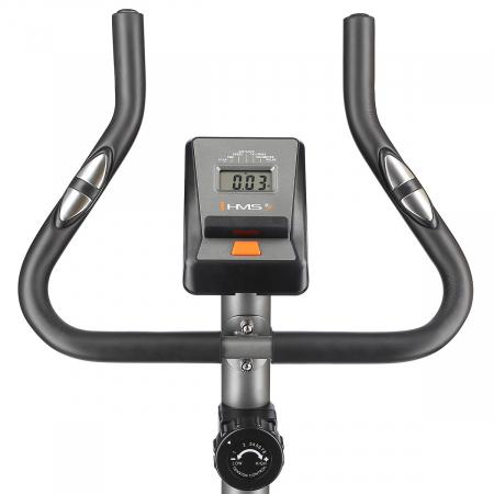 Bicicleta fitness magnetica HMS M8750 gri [13]