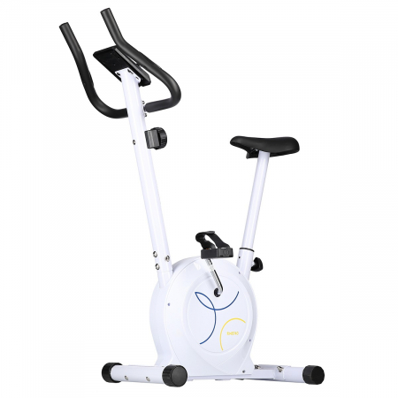 Bicicleta fitness magnetica HMS ONE RM8740 alb [0]