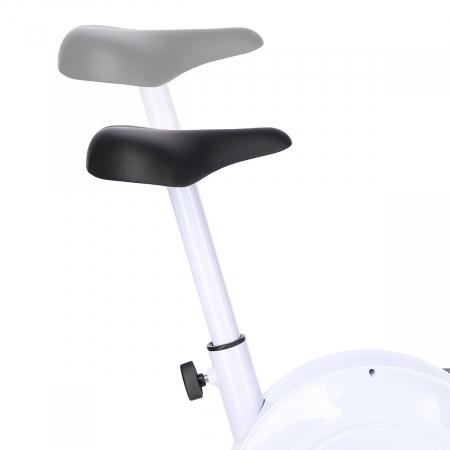 Bicicleta fitness magnetica HMS ONE RM8740 alb [15]