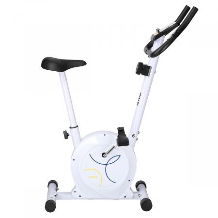 Bicicleta fitness magnetica HMS ONE RM8740 alb [6]