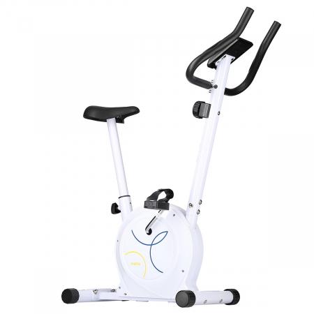 Bicicleta fitness magnetica HMS ONE RM8740 alb [5]