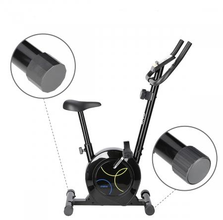 Bicicleta fitness magnetica HMS ONE RM8740 negru [1]