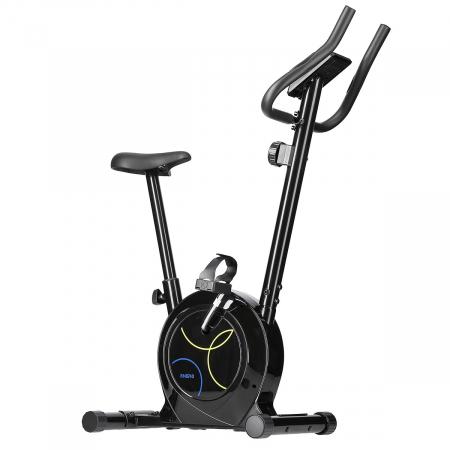 Bicicleta fitness magnetica HMS ONE RM8740 negru [5]