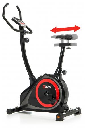 Bicicleta fitness magnetica Sportmann Abarqs RW-33 [20]