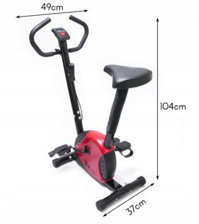 Bicicleta Fitness Mecanica Sportmann F37B [3]