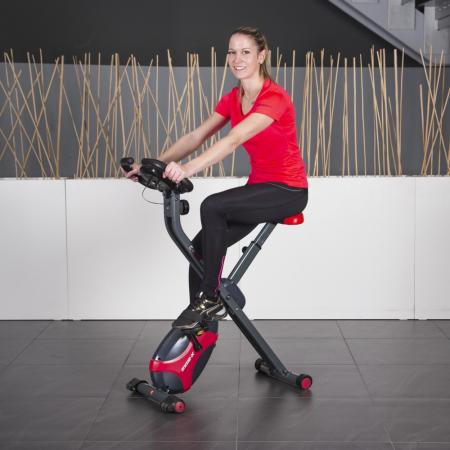 Bicicleta fitness pliabilia inSPORTline Xbike [4]
