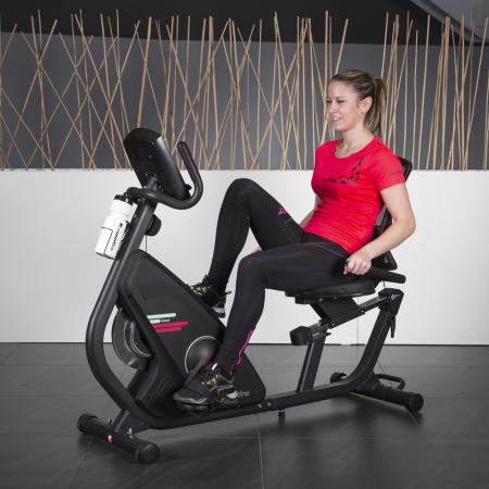 Bicicleta fitness recumbent inSPORTline Greod [2]