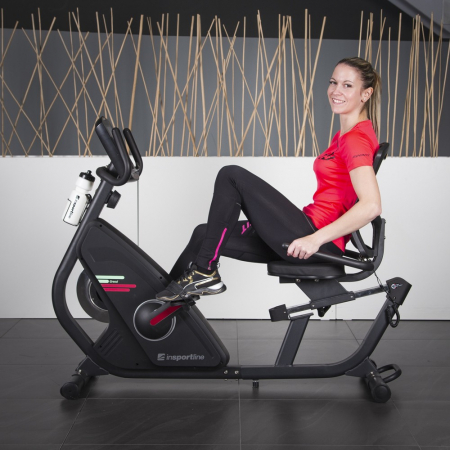 Bicicleta fitness recumbent inSPORTline Greod [3]