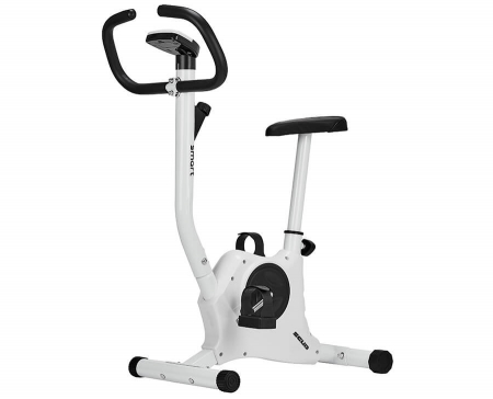 Bicicleta Fitness SCUD SMART - Alb [2]