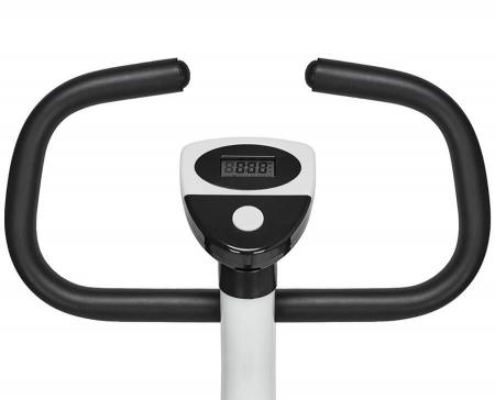 Bicicleta Fitness SCUD SMART - Alb [4]