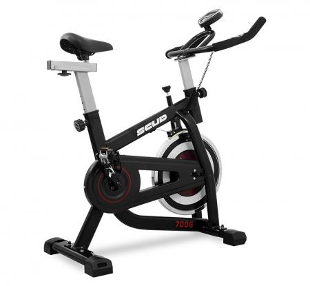 Bicicleta Indoor Cycling SCUD 7006 [2]