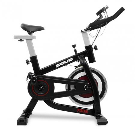 Bicicleta Indoor Cycling SCUD 7006 [0]
