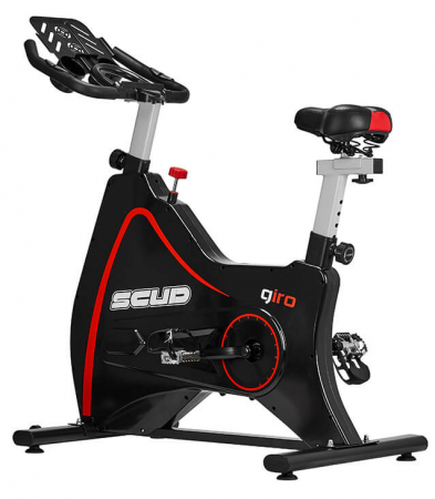 Bicicleta Indoor Cycling SCUD GIRO [0]