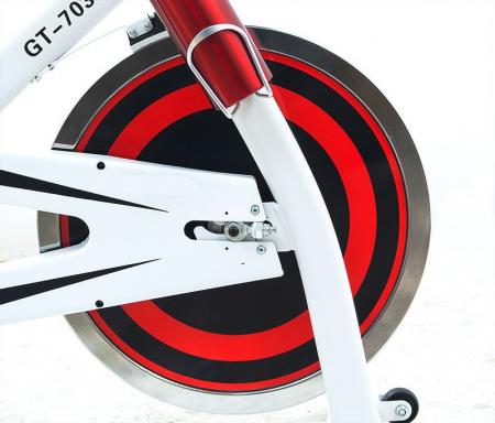 Bicicleta indoor cycling Scud GT-703 [3]