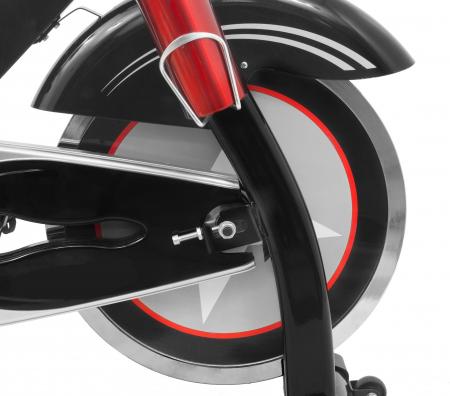 Bicicleta indoor cycling Scud GT-706 [3]