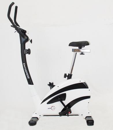 Bicicleta magnetica Enterprise-alba  [1]