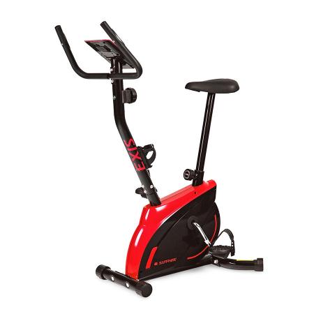 Bicicleta magnetica EXIS SG-300B- negru/rosu [3]