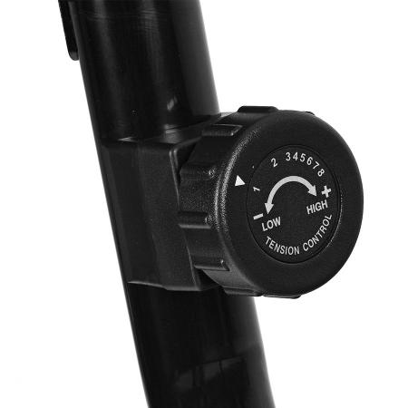 Bicicleta magnetica EXIS SG-300B- negru/rosu [6]