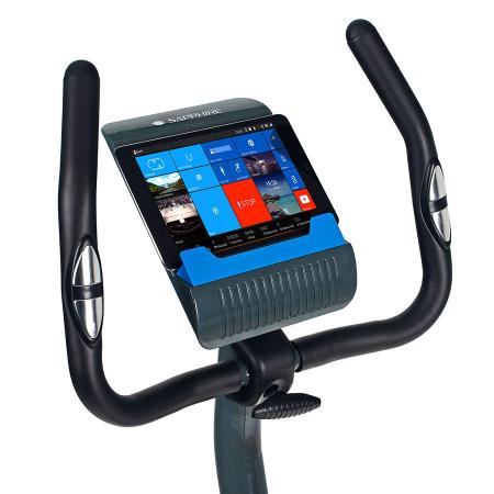 Bicicleta magnetica FALCON SG-911B grafit/albastru [9]