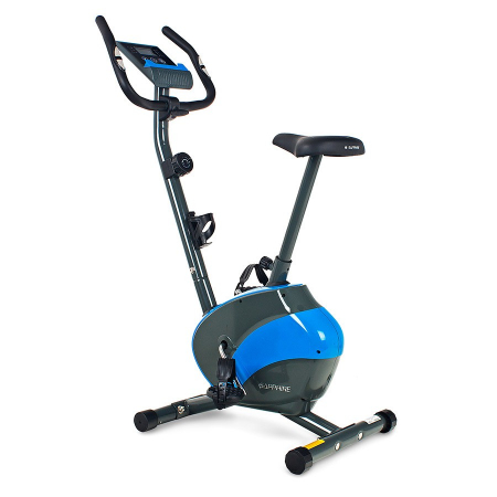 Bicicleta magnetica FALCON SG-911B grafit/albastru [0]