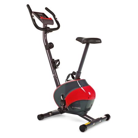 Bicicleta magnetica FALCON SG-911B grafit/rosu [0]