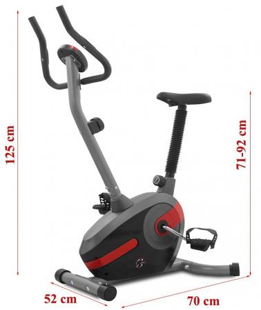Bicicleta magnetica Hiton VB3 Rover [3]
