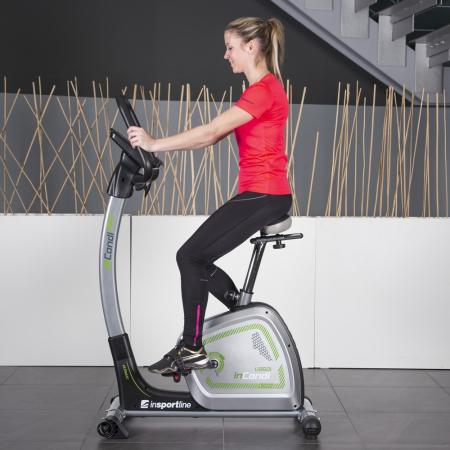 Bicicleta fitness magnetica inSPORTline inCondi UB60i [5]