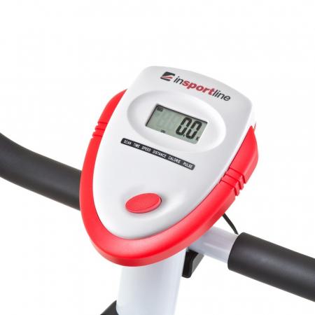 Bicicleta magnetica inSPORTline Kalistic-alba [2]