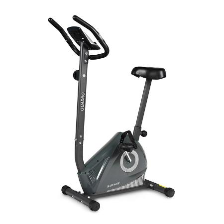 Bicicleta magnetica QUADRO SG-450B argintiu [0]