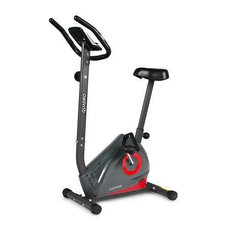 Bicicleta magnetica QUADRO SG-450B rosu [2]