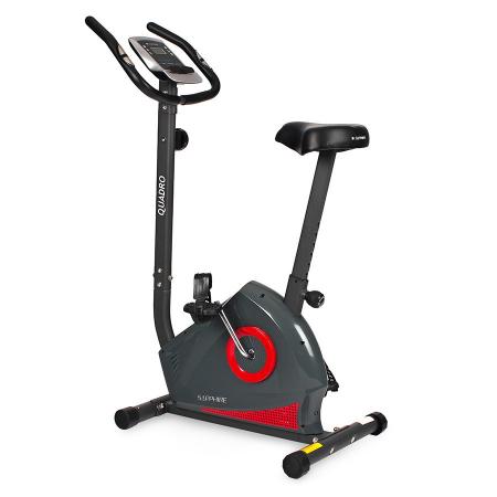 Bicicleta magnetica QUADRO SG-450B rosu [0]