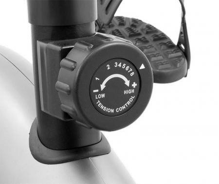 Bicicleta magnetica recumbent Scud Swift H3 [4]