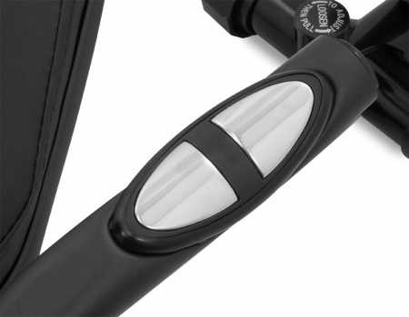 Bicicleta magnetica recumbent Scud Swift H4-galbena [6]