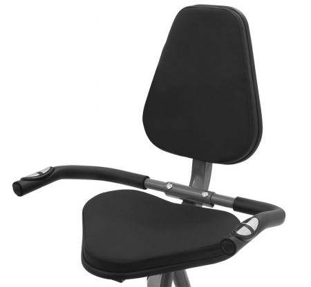 Bicicleta magnetica recumbent Scud Swift H4-rosie [7]