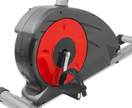 Bicicleta magnetica recumbent Scud Swift H5 [4]