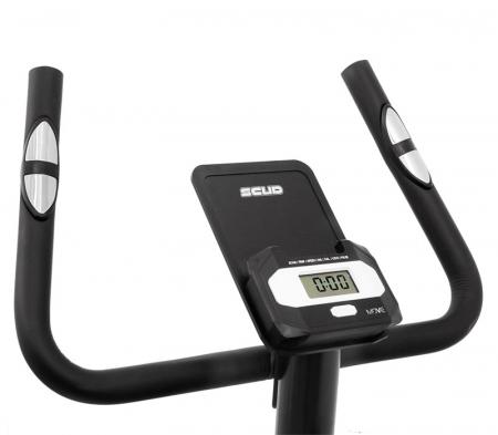 Bicicleta Magnetica SCUD Move - Negru [3]