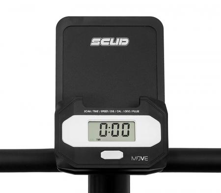 Bicicleta Magnetica SCUD Move - Negru [4]