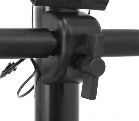 Bicicleta magnetica Scud V-Fit- negru/albastru [10]