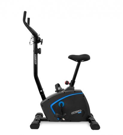 Bicicleta magnetica Scud V-Fit- negru/albastru [2]