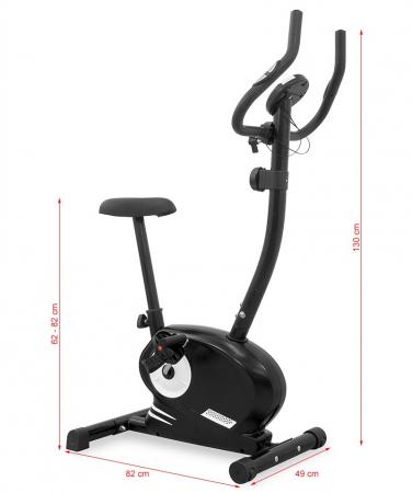 Bicicleta Magnetica SCUD Yank [9]