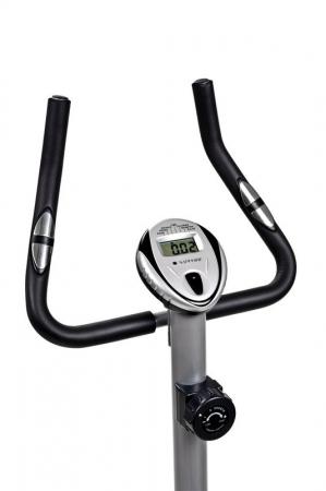 Bicicleta magnetica SMART - gri/negru [4]