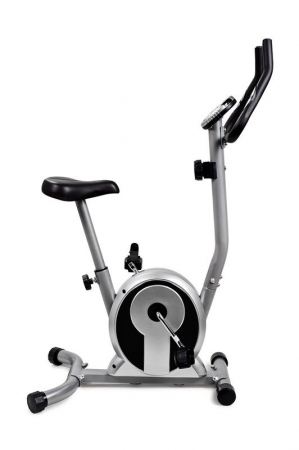 Bicicleta magnetica SMART - gri/negru [1]