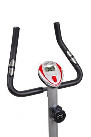 Bicicleta mecanica SMART - gri/rosu [2]